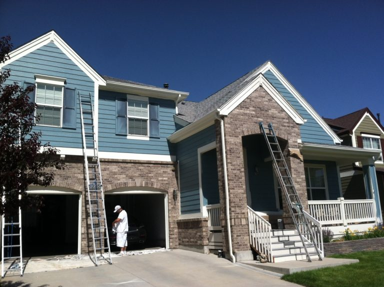 average cost to paint a house